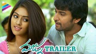 Nani Majnu Movie Theatrical Trailer | Anu Emmanuel | Priya Shri | #Majnu 2016 | Telugu Filmnagar