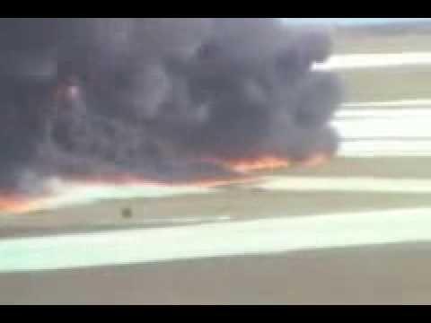Multimilion B2 Airplane Crash