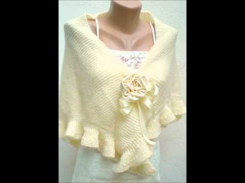 Crochetbutterfly  Bridal Wedding Shrugs, Shawls, Boleros