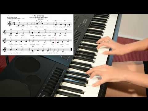 Tự Học Đàn Organ - Bài 3