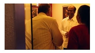 Rajini Watched Kabali In Chennai with a Special Guest Kollywood News 27-07-2016 online Rajini Watched Kabali In Chennai with a Special Guest Red Pix TV Kollywood News