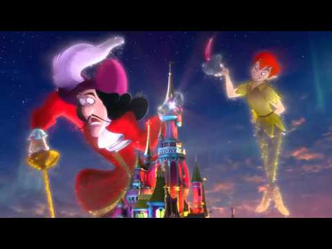 Disneyland Paris 20th Anniversary TV Spot (French) 40""