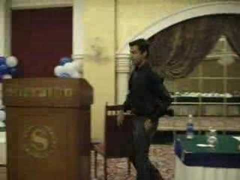 very funny urdu speech ever made in Sheraton