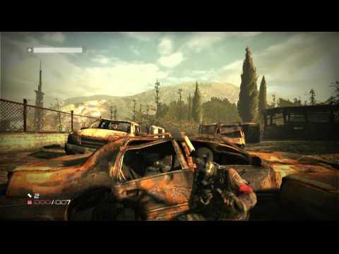 Terminator Salvation gameplay | XBOX 360 | | FULL HD | poster