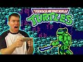 The IRATE Gamer - TMNT: Ninja Turtles NES Video Game Review
