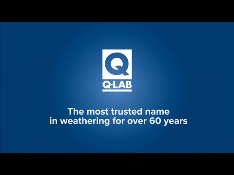 Nome Q-Lab The Most Trusted em Weathering