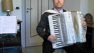 Olé Guapa - Tango - Accordion Accordeon Acordeon Akkordeon Akordeon
