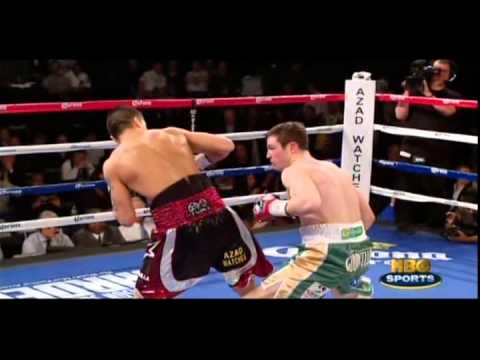 Sergio Martinez vs Matthew Macklin 1/4