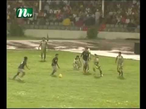 Bangladesh vs Pakistan (3-0) - 2014 FIFA World Cup Qualifiers - Playoff 1 - Dhaka 6/29/2011
