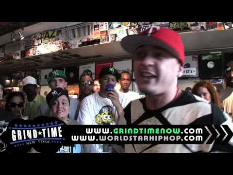 Grind Time Presents: Cortez (Murda Ave) vs Soul Khan Pt. 1
