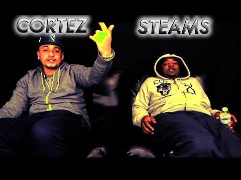 CORTEZ VS STEAMS - WHAT IS A PG??? - VETS VS PG'S DEBATE - PART 1