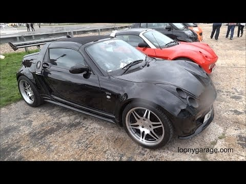 Brabus Smart Roadster Tuning