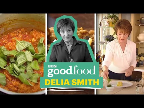 Cheese-crusted Wholewheat Scones - Delia Smith's Cookery Course - BBC