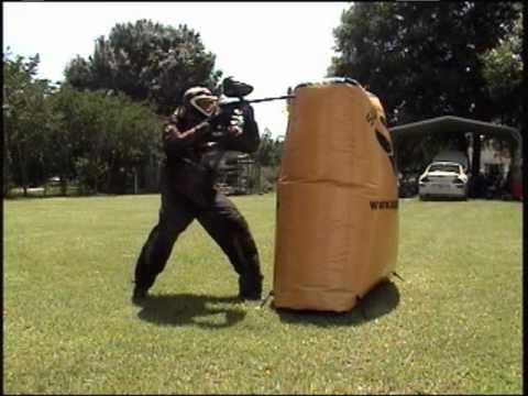 Paintball Sliding Drills