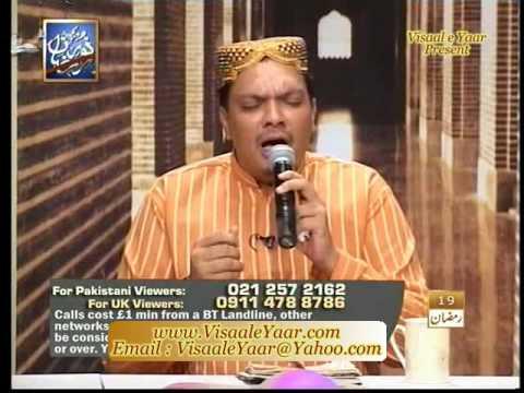 URDU NAAT(Sawali Ban Kar)IMRAN HASSAN QADRI IN QTV.BY   Naat E Habib