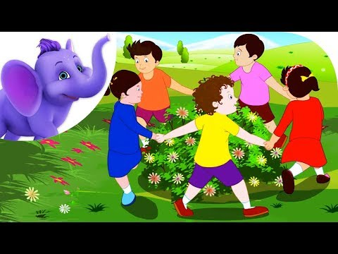 Ringa Ringa Roses - Nursery Rhyme