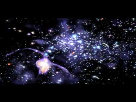 El mundo de la astronomía