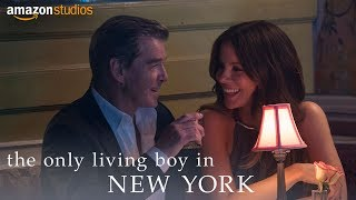 The Only Living Boy In New York - Official U.S. Trailer [HD]   Amazon Studios