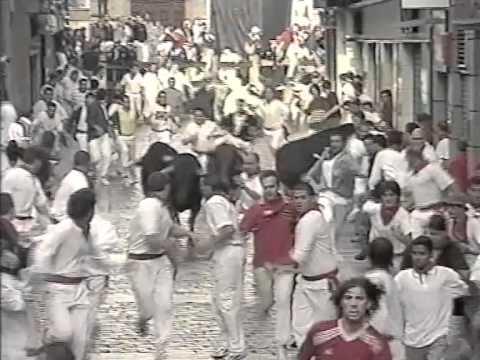DVD San Fermin 2002