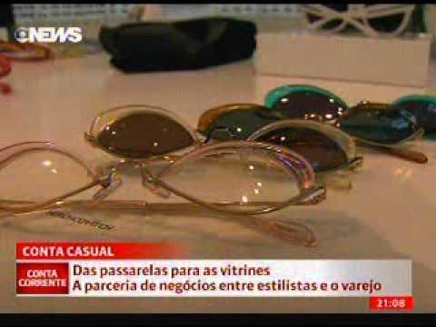 Presidente da Chilli Beans comenta sobre negócios - Globo News
