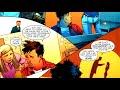 Фрагмент с середины видео ПРИЗРАК - КТО ОН? ЧЕЛОВЕК-МУРАВЕЙ И ОСА. Marvel Comics