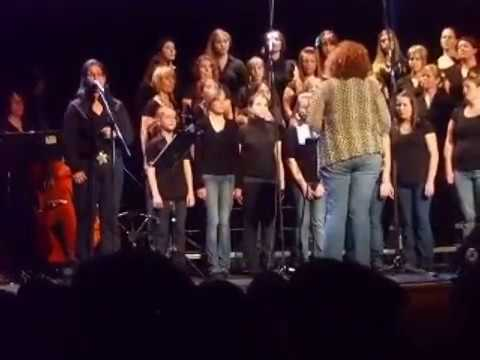 Kelley Mooney-s spiritual lyrical adaptation of Leonard Cohen-s Hallelujah