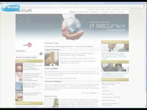 IT Security KnowledgeCenter™ Tour.flv
