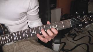 CCR - Lookin\' Out My Back Door SOLO LESSON (HD) - YouTube