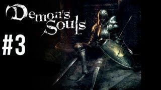 1-2 Iron Demon - Demon's Souls Playthrough Part 3
