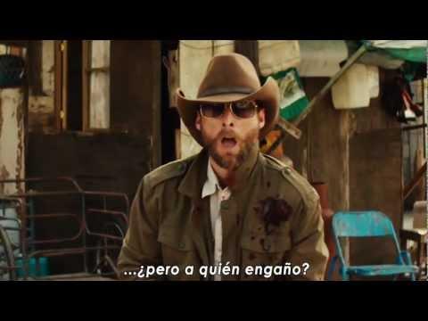 """Atrapen al Gringo / Get The Gringo Trailer Oficial Subtitulado """"HD"""""""