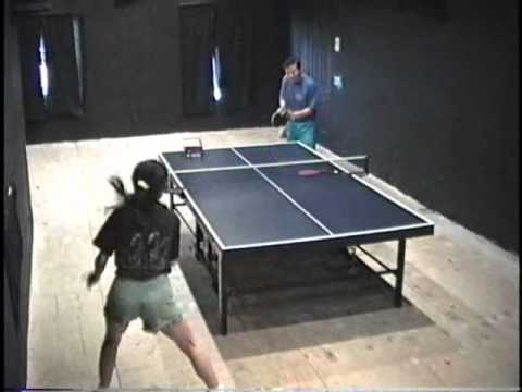 How to read and return tricky table tennis serves - Ping Pong Instructions