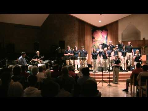 On That Holy Mountain - Joe Mattingly and the Newman Singers
