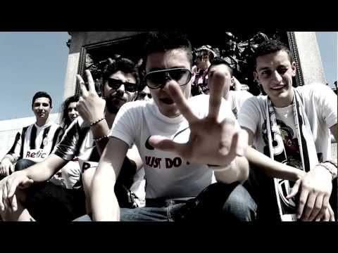 JUVE CAMPIONE D'ITALIA - DANIBOY (RAP JUVENTUS 2012) [VIDEO]