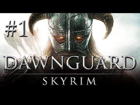 Skyrim Dawnguard DLC #1 - Let's Play Skyrim Dawnguard German - Skyrim Dawnguard Gameplay DLC