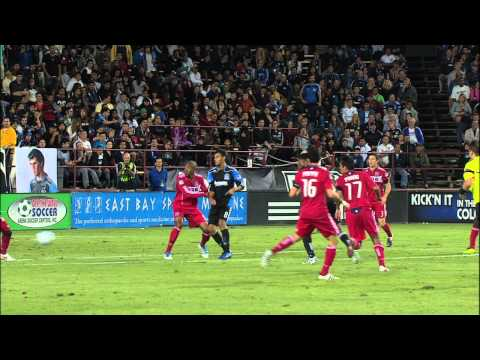San Jose Earthquakes 2011 Goals