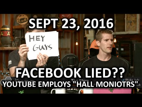 The WAN Show - Facebook Lied?? & AMD's AM…