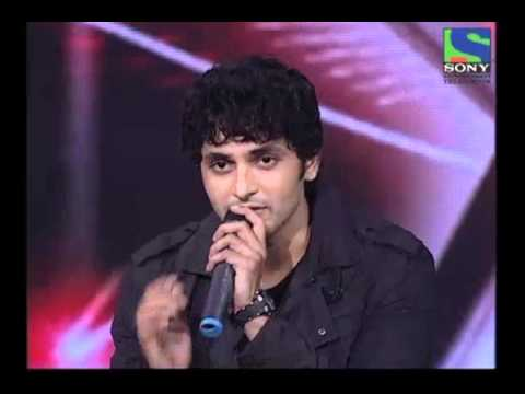 MJ of X Factor, Amit Jhadav's electrifying audition - X Factor India - Episode 2 -  30th May 2011