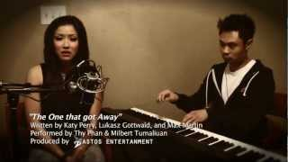 Katy Perry - The One That Got Away - Thy Phan & Milbert Tumaliuan Cover