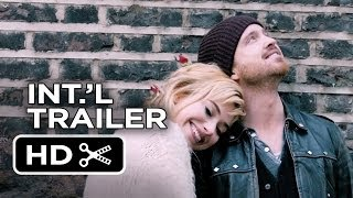 A Long Way Down Official International Trailer (2014) - Aaron Paul, Imogen Poots Movie HD