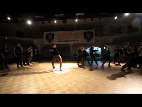 PARRIS GOEBEL / CANDY / FAIR PLAY DANCE UP 2012 / POLAND