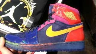 the latest 6d37e 15cec Air Jordan 1 Retro Year of the Snake [SneakerReseller.com] - YouTube
