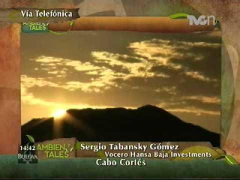Continúa polémica por Cabo Cortés - Entrevista con Sergio Tabansky