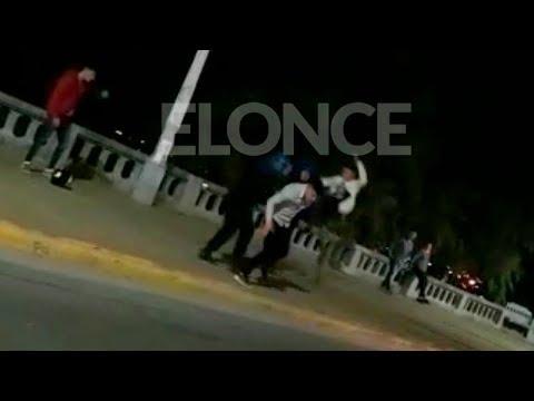 Atacaron a golpes a dos policías que pretendieron frustrar un arrebato