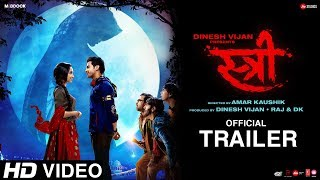 Stree Official Trailer