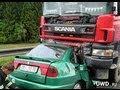 Дорожно транспортные происшествия и аварии. Лобовые столкновения 2013 год.