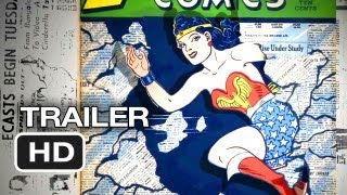 Wonder Women! The Untold Story of American Superheroines Official Trailer (2013) - Documentary HD