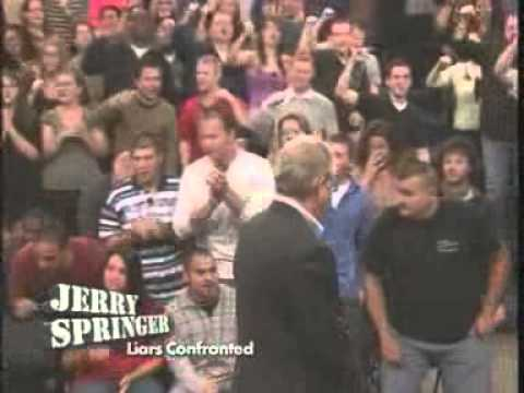 Liars Confronted (The Jerry Springer Show)