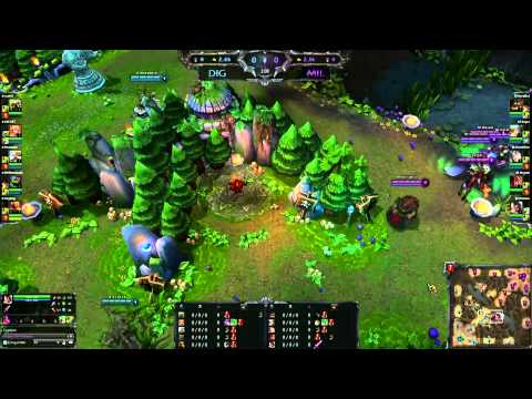 IEM World Championship Millenium vs. Dignitas (League of Legends)