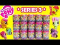My Little Pony Fashems Series 3 Full Set MLP Series 3 Fashems Case 2015