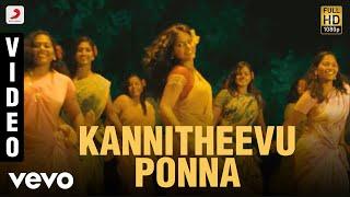 Yuddham Sei - Kannitheevu Ponna Video  Cheran  Mysskin
